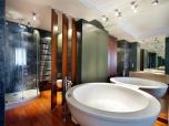 Потрясающая круглая ванна